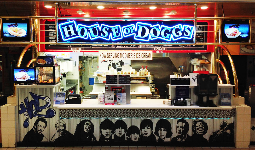 House of Doggs, Traverse City - from the best hot dogs in Traverse City!