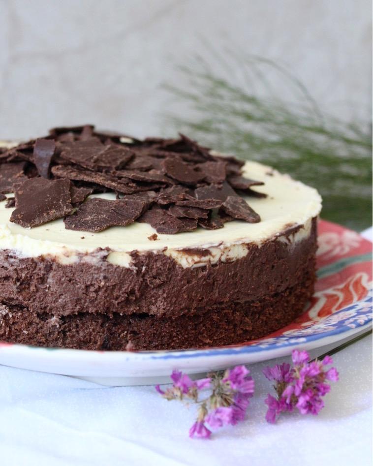 Torta 3 colores