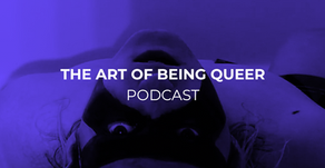 A.J of AGX The Art of Being Queer Podcast