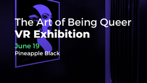 The Art of Being Queer Virtual Reality Exhibition
