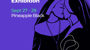 The Art of Being Queer Exhibition - Melejuana