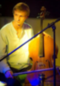Cellist London.