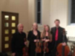 Konvalia Quartet. London.