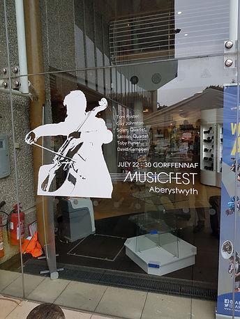 Aberystwyth Music Festival.