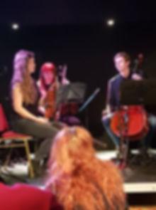 Trio, Cello, London, Szymon Pawlas
