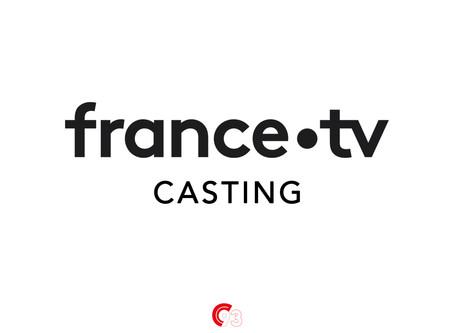 CASTING FRANCE TV