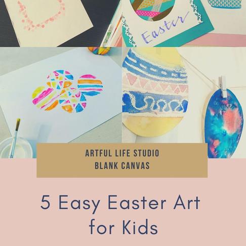 『簡単&かわいい』イースター・アートオススメの5選