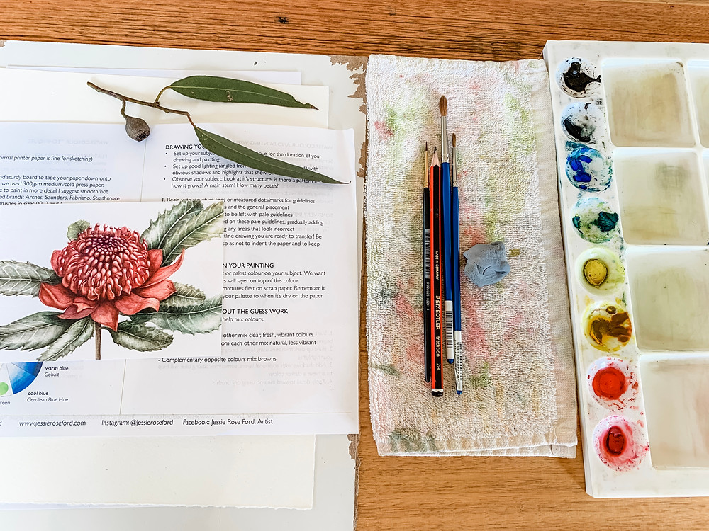 コーチング オーストラリア メルボルン ロックウッド香織 アートフルライフ クリエイティブ プログラム