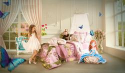 Felizes para sempre - princesa no quarto