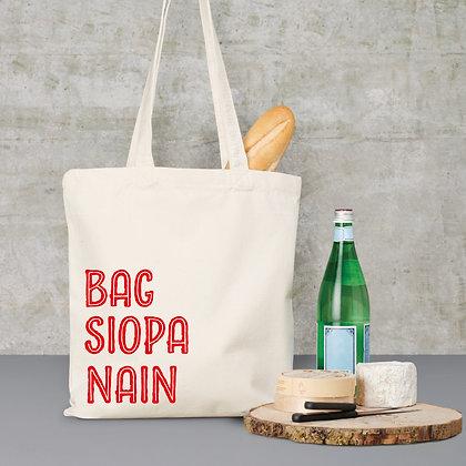 Bag Siopa Nain Shopping Bag