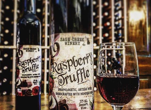 Raspberry Truffle