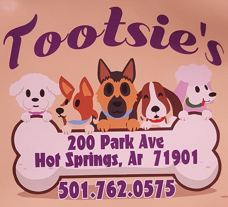 Tootsie's Pet Boutique & Grooming - Dog Care - Hot Springs, AR