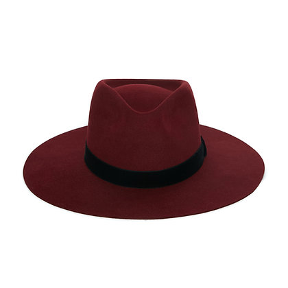Timeless Hat Red Wine FW20
