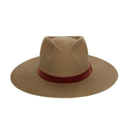 Timeless Hat Camel FW20
