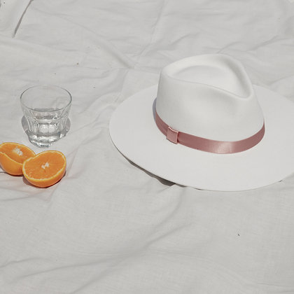 Timeless Hat White SS20