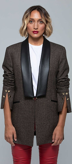 Structured Woman Blazer Peerless Romance FW19