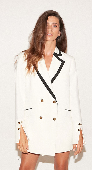 Structured Woman Blazer Daring Emotions SS20