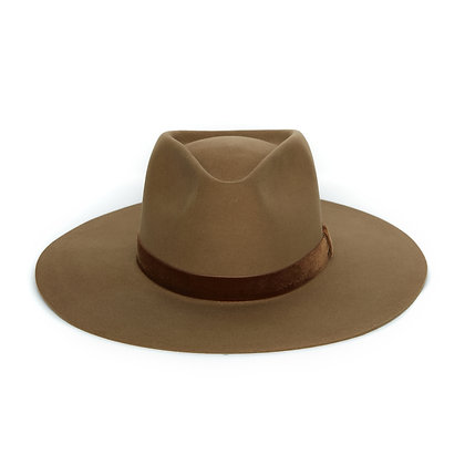Timeless Hat Toffee FW20