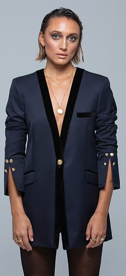 Structured Woman Blazer Dazzling Seduction FW19