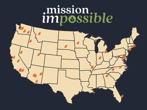Mission Impossible: One Million Thanksgiving Meals