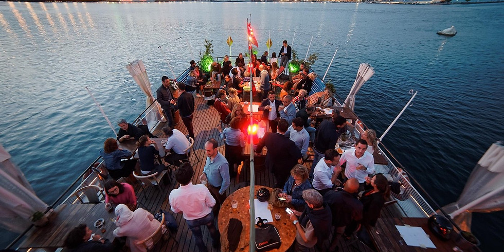 End of the Year Boat Party
