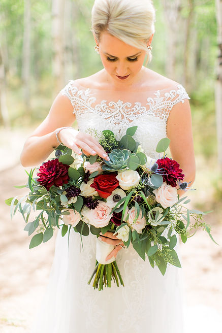 Denver and Mountain Wedding Florist