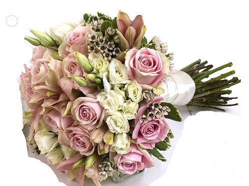 Vintage Romance Brides Bouquet