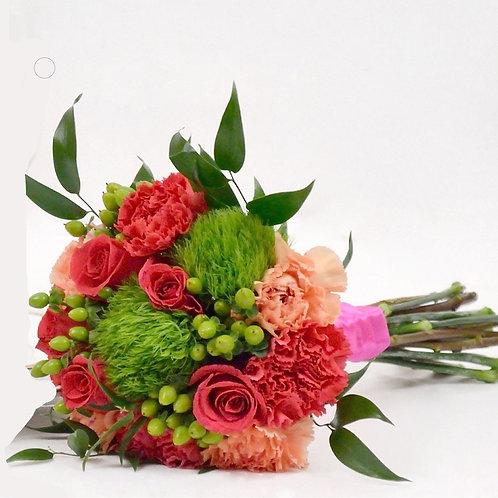 Colorado Sunset Bridesmaid Bouquet