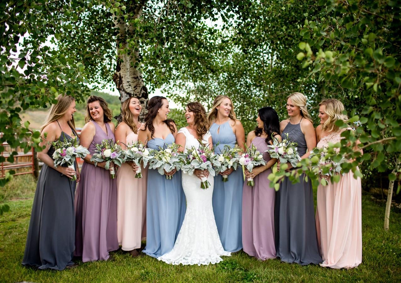 Denver Affordable Wedding Flowers