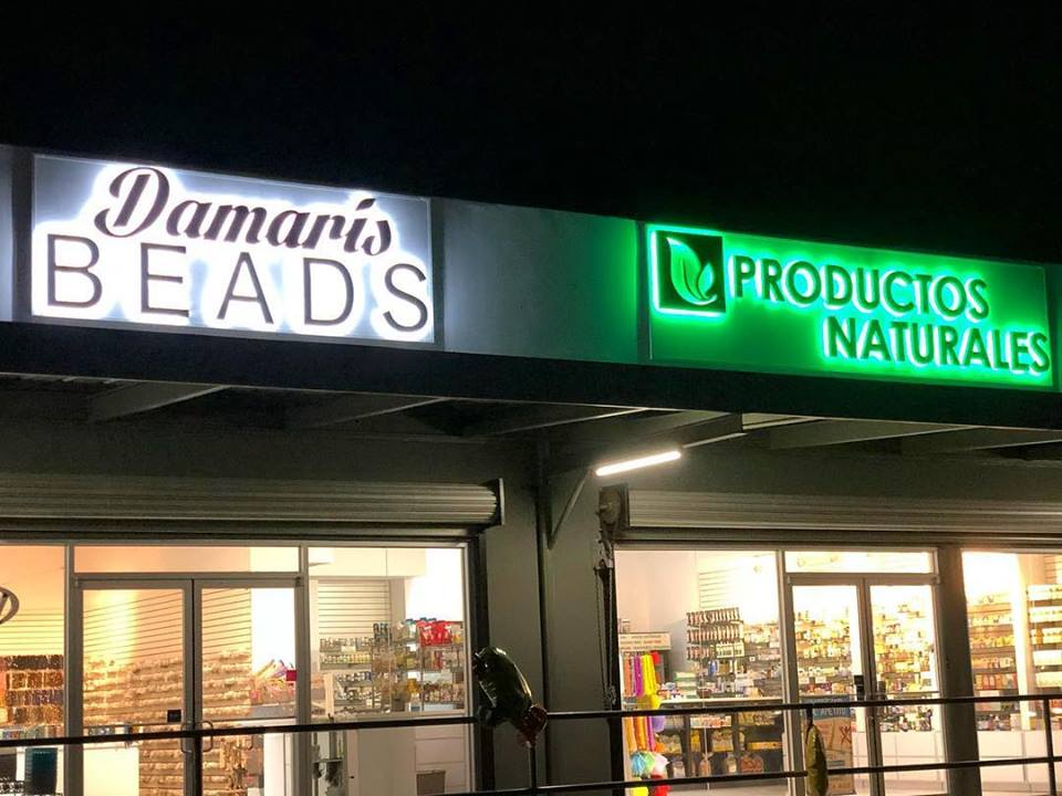 Damaris BEADS & Productos Naturales