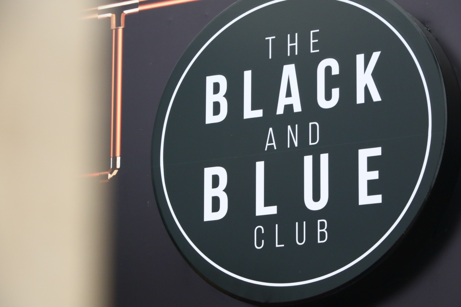 The Black and Blue Club