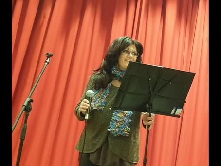 Musica, Domenica 05 settembre in concerto la cantante mantovana Stella Bassani | NEWS e FOTO