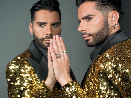 """Federico Fashion Style, in radio il nuovo singolo """"IO SONO PAZZESCO"""""""