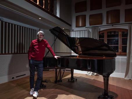 Eric Buffat: musicista, compositore e ora … Papa' | INTERVISTA