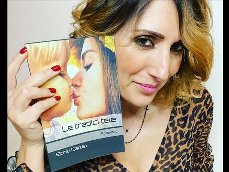 """Intervista alla scrittrice Sonia Cardia: ci presenta il suo libro """"Le tredici tele"""""""