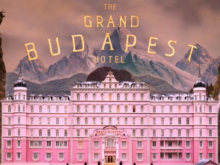 "Weekend al cinema con ""Grand Budapest Hotel""