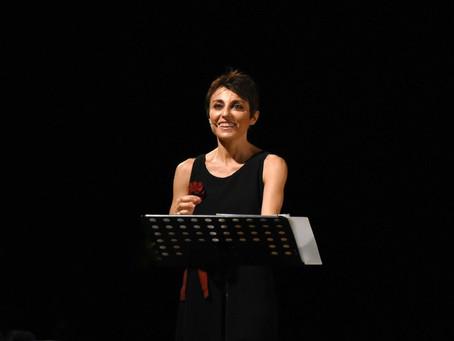 """Manuela Ventura: """"Proviamo ad immaginare che nel pacco regalo ci sia la volontà di un cambiamento"""""""