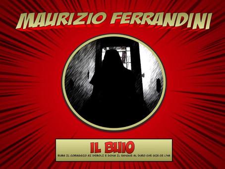"""L'estate di Ferrandini si tinge di Horror-rock con la struggente canzone """"Il buio""""    MUSICA E NEWS"""