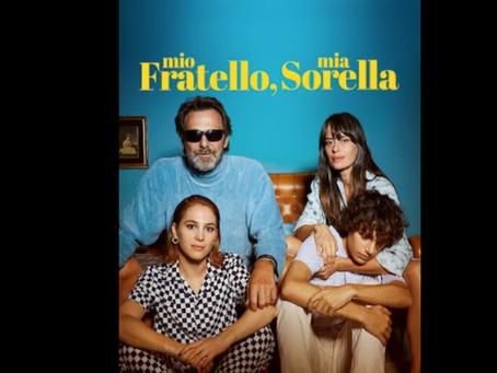 """Weekend al cinema con """"Mio fratello, mia sorella""""   Recensione a cura di Jessica Gori"""