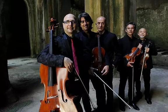 Peppe Servillo & Solis String Quartet