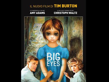 "Weekend al cinema con ""Big eyes"" | Recensione a cura di Jessica Gori"