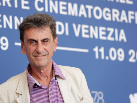 """Pietro De Silva, in trionfo a Venezia con """"La macchina delle immagini di Alfredo C.""""   INTERVISTA"""