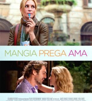 """Weekend al cinema con """"Mangia, prega, ama"""": recensione e voto a cura di Jessica Gori"""