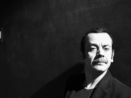 """L'attore Nicola Rignanese: """"Dopo l'inverno, arriva sempre la primavera"""""""