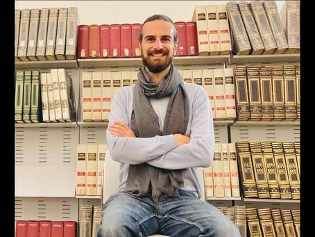 """""""Ti intervisto"""": il protagonista e' Paolo Gambi, lo scrittore che vorrebbe conoscere Dante"""