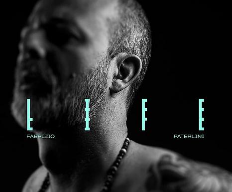 """Venerdì 19 febbraio esce """"LIFE"""", il nuovo EP di FABRIZIO PATERLINI, il pianista italiano"""