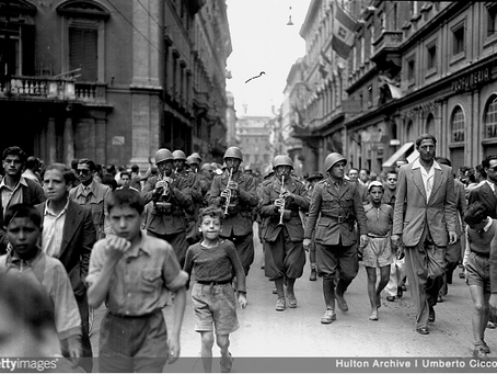 """25 aprile: """"Anniversario della liberazione d'Italia"""
