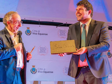 Social World Film Festival, il pubblico con il cinema: premio alla carriera a Silvio Orlando | FOTO
