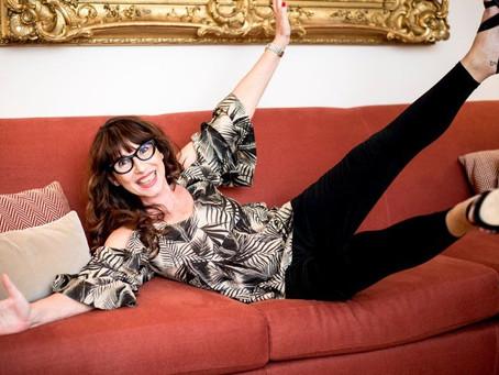 Cristiana Lionello, fra genialita' e bellezza | INTERVISTA