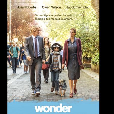 "Weekend al cinema con ""Wonder"" | Recensione a cura di Jessica Gori"